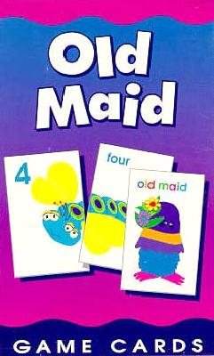 GAME CARDS:OLD MAID