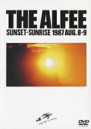 SUNSET-SUNRISE 1987 AUG.8-9【初回生産限定】 [ <strong>THE</strong> <strong>ALFEE</strong> ]