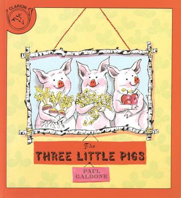 The Three Little Pigs 3 LITTLE PIGS [ Paul Galdone ]