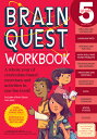 Brain Quest Workbook: Grade 5 BRAIN QUEST WORKBK GRADE 5 (Brain Quest Workbooks) Bridget Heos