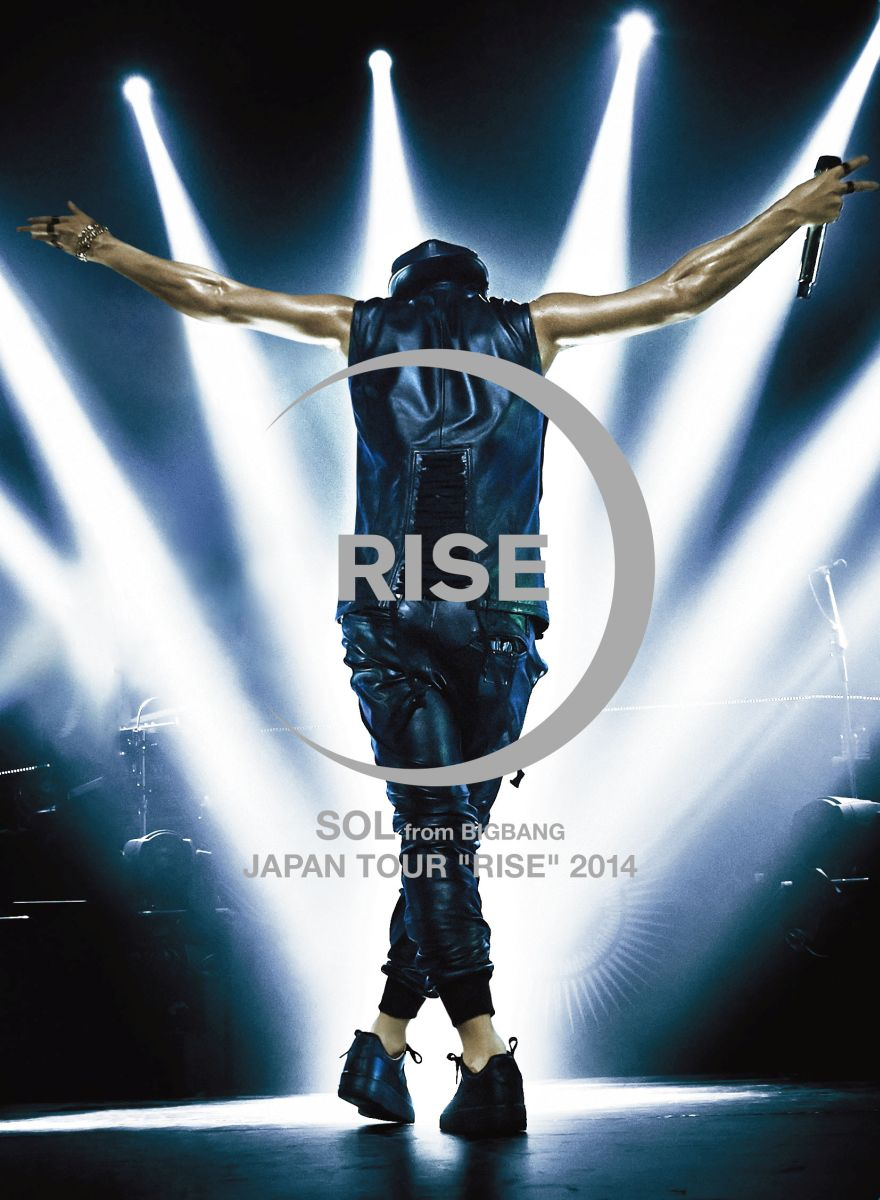 "SOL JAPAN TOUR ""RISE"" 2014 【初回生産限定】【2Blu-ray+…...:book:17217821"