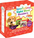 Nonfiction Sight Word Readers Parent Pack Level a: Teaches 25 Key Sight Words to Help Your Child Soa NONFICTION SIGHT WORD READERS Liza Charlesworth