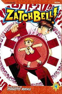 Zatch_Bell����_Volume_4