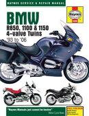BMW R850, 1100 & 1150 4-Valve Twins '93 to '06