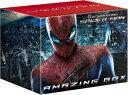 アメイジング・スパイダーマン アメイジングBOX【Blu-ray】 [ アンドリュー・ガーフィールド