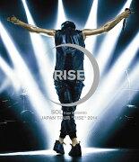 SOL JAPAN TOUR ��RISE�� 2014 ��2Blu-ray��