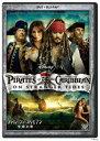 【先着特典付き】パイレーツ・オブ・カリビアン/生命の泉 DVD+ブルーレイセット【Disneyzone】