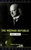 The_Weimar_Republic_1919-1933