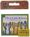 Three Little Kittens Book & CD [With Audio CD] 3 LITTLE KITTENS BK & CD (Read-Along) [ Paul Galdone ]