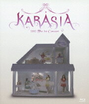 KARA 1ST JAPAN TOUR 2012 KARASIA【初回盤】【Blu-ray】