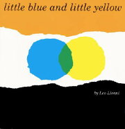 【バーゲン本】 LITTLE BLUE AND LITTLE YELLOW(P)[洋書]