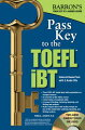 PASS KEY TO THE TOEFL IBT 8/E(W/CD)