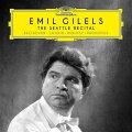 【輸入盤】『1964年シアトル・リサイタル』 エミール・ギレリス