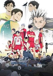 OVA『ハイキュー!! 陸 VS 空』【Blu-ray】 [ <strong>梶裕貴</strong> ]