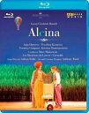 【輸入盤】『アルチーナ』全曲 ノーブル演出、ミンコフスキ&ルーヴル宮音楽隊、ハル