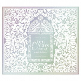 ten years carat(CD+DVD)
