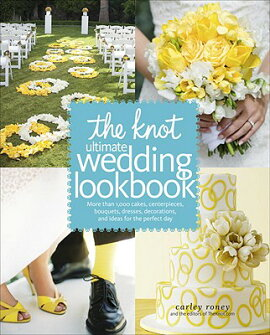 KNOT ULTIMATE WEDDING LOOKBOOK,THE(H)