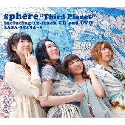 Third Planet(CD+DVD) [ スフィア ]