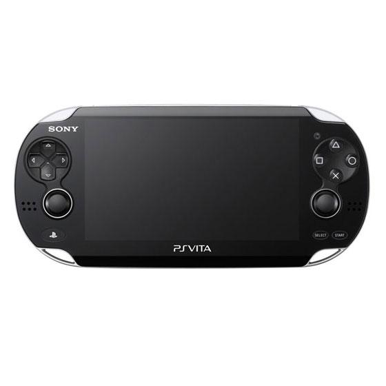 PlayStation Vita 3G/Wi-Fiモデル クリスタル・ブラック 限定版