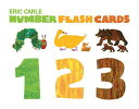 ERIC CARLE NUMBER FLASH CARDS:123(CARDS) [ ERIC CARLE ]