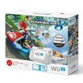 Wii U すぐに遊べる マリオカート8セット(シロ)