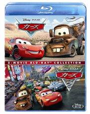 ★ポイント10倍★カーズ1&2 ブルーレイセット【Blu-ray】