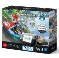 Wii U すぐに遊べる マリオカート8セット(クロ)の画像