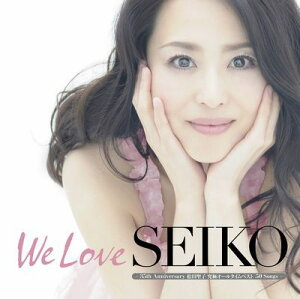 We Love SEIKO- 35th Anniversary �������ҵ�˥����륿����٥��� 52Songs - (��������B/��������������)