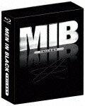 メン・イン・ブラック ブルーレイ・トリロジー【Blu-ray】