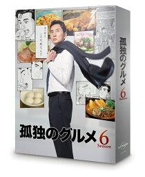 孤独のグルメ Season6 DVD-BOX [ <strong>松重豊</strong> ]