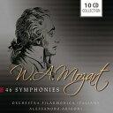 【輸入盤】交響曲全集(46曲) アリゴーニ(10CD) [ モーツァルト(1756-1791) ]