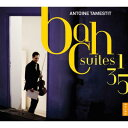 【輸入盤】無伴奏チェロ組曲第1番、第3番、第5番 タムスティ(ヴィオラ) [ バッハ(1685-1750) ]