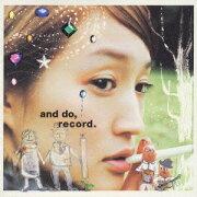 <b>ポイント10倍</b>and do,record.