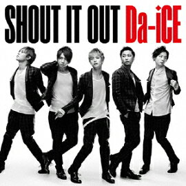 SHOUT IT OUT(�������� CD+DVD)