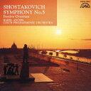 ショスタコーヴィチ:交響曲 第5番(≪革命≫)/祝典序曲 作品96 [ カレル・アンチェル ]