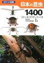 日本の昆虫1400(2) [ 槐真史 ]