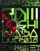 Koshi Inaba LIVE 2016 ��enIII����Blu-ray��