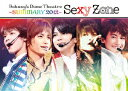 Johnny 039 s Dome Theatre〜SUMMARY2012〜Sexy Zone【Blu-ray】 Sexy Zone