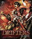 DRIFTERS Blu-ray BOX(特装限定生産)【Blu-ray】 [ 平野耕太 ]