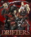 DRIFTERS 第1巻(通常版)【Blu-ray】 [ 中村悠一 ]