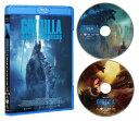 ゴジラ キング・オブ・モンスターズ Blu-ray2枚組【Blu-ray】 [