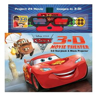 DisneyPixarCars23-DMovieTheater:Storybook&MovieProjector