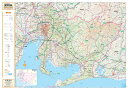 スクリーンマップ愛知県 (分県地図)