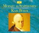 【輸入盤】交響曲全集 カール・ベーム&ベルリン・フィル(10CD) [ モーツァルト(1756-1791) ]
