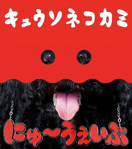 にゅ〜うぇいぶ (初回限定盤 CD+DVD) [ キュウソネコカミ ]