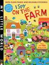 乐天商城 - I Spy on the Farm Sticker Activity STICKERS-I SPY ON THE FARM STI (My Little World) [ Jonathan Litton ]