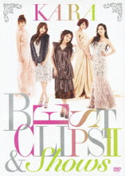 KARA BEST CLIPS 2 & SHOWS【初回限定生産】