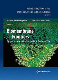 Biomembrane_Frontiers��_Volume