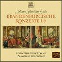 J.S.バッハ:ブランデンブルク協奏曲 全曲(1964年録音) [ ニコラウス・アーノンクール ]