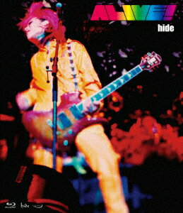 ALIVE!【Blu-ray】 [ hide ]
